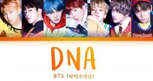 DNA Lyrics