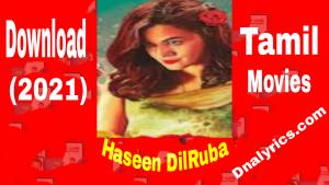Haseen Dilruba Hindi Movie