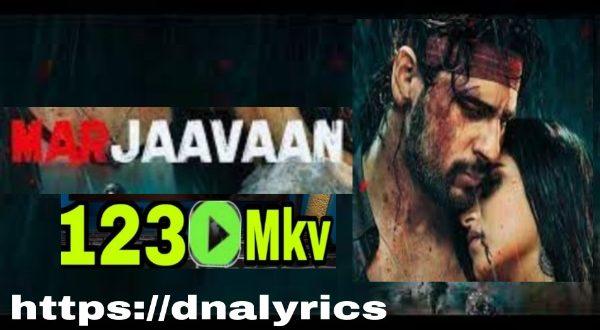 Marjaavaan Full Hd Movie Free Download 123mkv