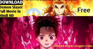 demon slayer mugen train full movie download