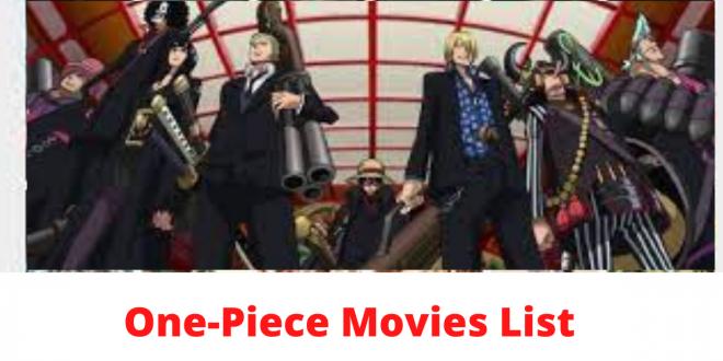 One-Piece Movies